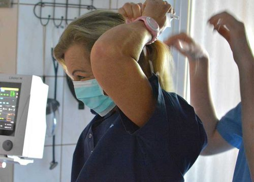 Lienenkämper-Inhalationsnarkose